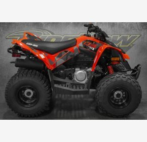 2021 Can-Am DS 70 for sale 201025438