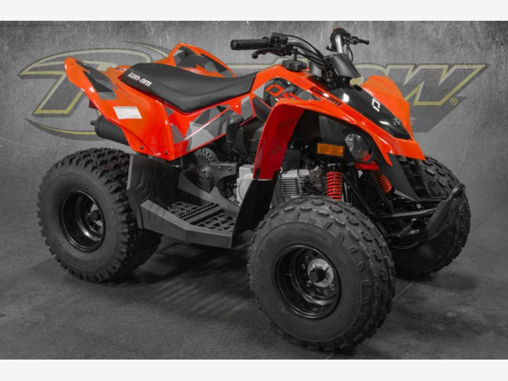 2021 Can-Am DS 70 for sale 201069104