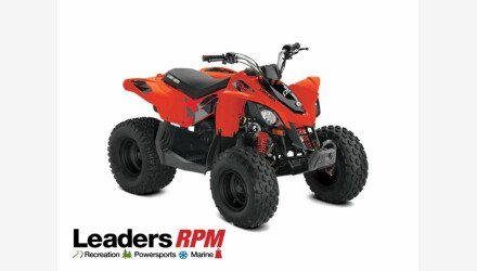 2021 Can-Am DS 90 for sale 200952632