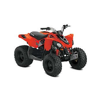 2021 Can-Am DS 90 for sale 200981637
