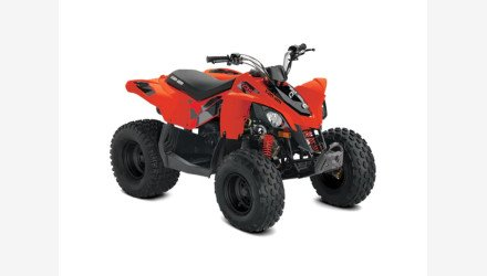2021 Can-Am DS 90 for sale 200983486