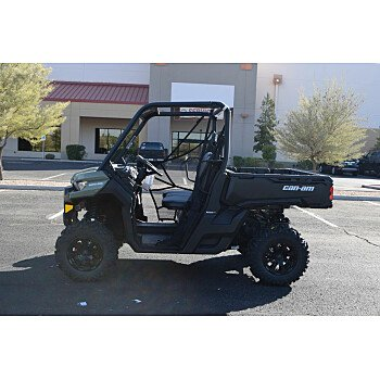 2021 Can-Am Defender DPS HD10 for sale 200974350