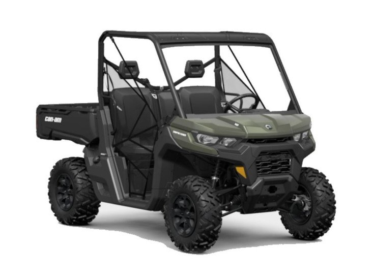 2021 Can-Am Defender for sale 201012472