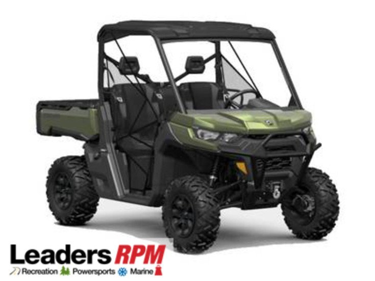 2021 Can-Am Defender for sale 201021118