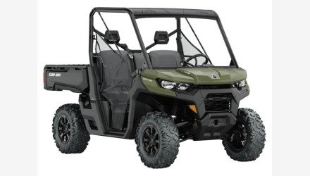2021 Can-Am Defender DPS HD8 for sale 201060501