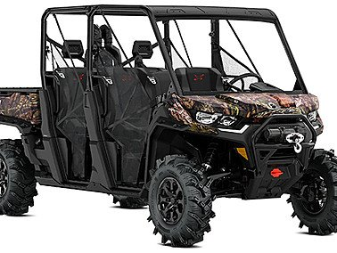 2021 Can-Am Defender MAX x mr HD10 for sale 201070849