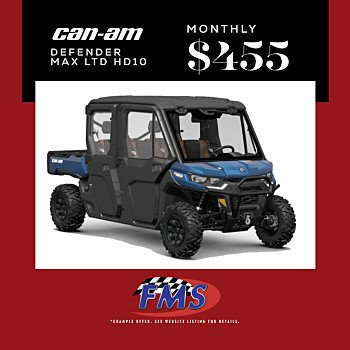 2021 Can-Am Defender for sale 201112023