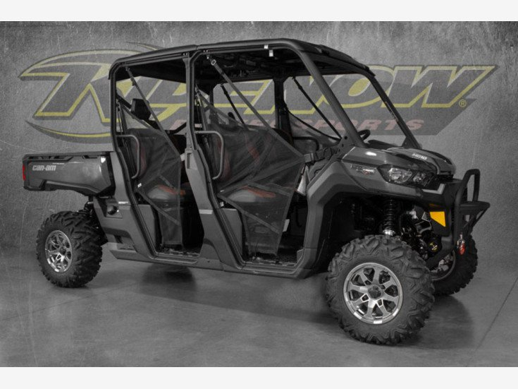 2021 Can-Am Defender MAX LONE STAR HD10 for sale 201173876