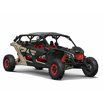 2021 Can-Am Maverick MAX 900 X3 X rs Turbo RR With SMART-SHOX for sale 200996749
