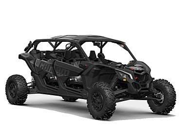 2021 Can-Am Maverick MAX 900 X3 X rs Turbo RR With SMART-SHOX for sale 201074681