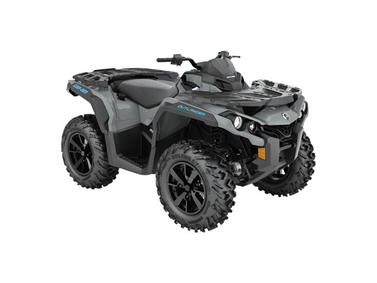 2021 Can-Am Outlander 400 DPS 650 specifications