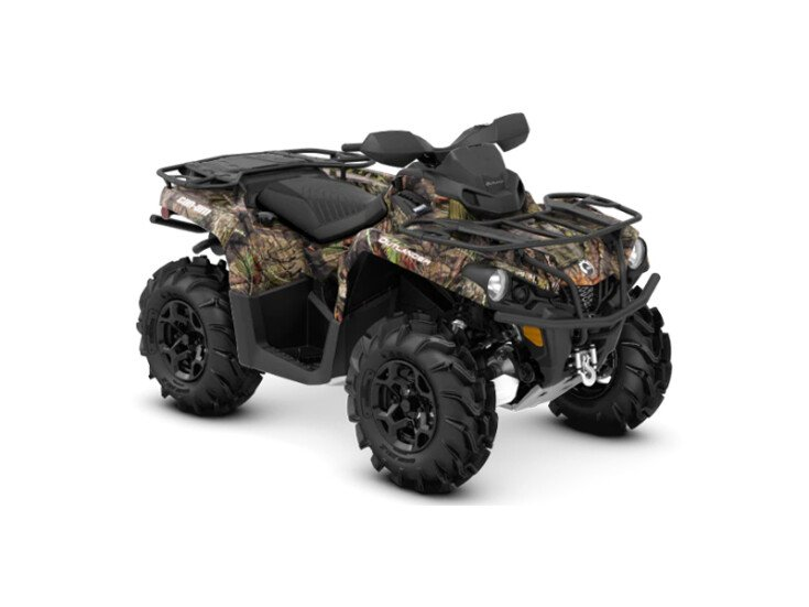 2021 Can-Am Outlander 400 Mossy Oak Edition 450 specifications