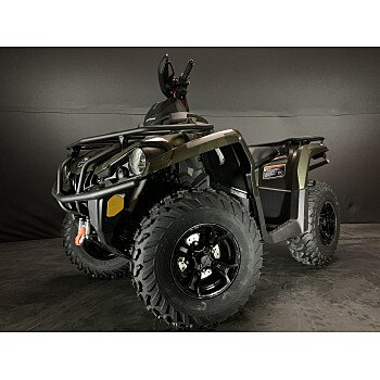 2021 Can-Am Outlander 570 for sale 201008079