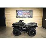 2021 Can-Am Outlander 650 XT for sale 201019041