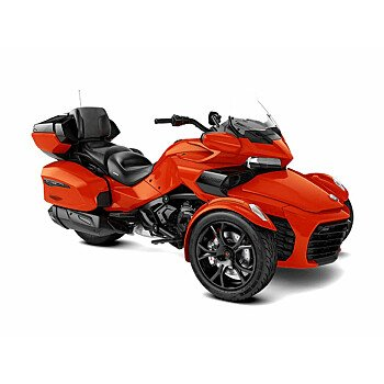 2021 Can-Am Spyder F3 for sale 200989554