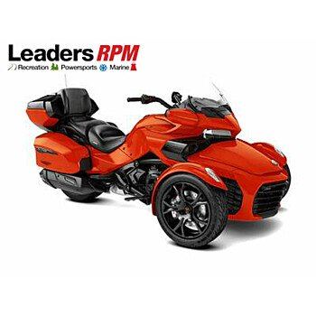 2021 Can-Am Spyder F3 for sale 200999484