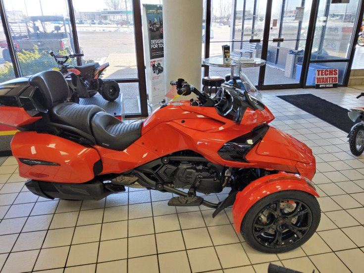2021 Can-Am Spyder F3 for sale 201029845