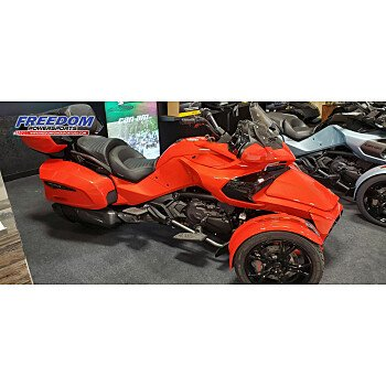 2021 Can-Am Spyder F3 for sale 201049290