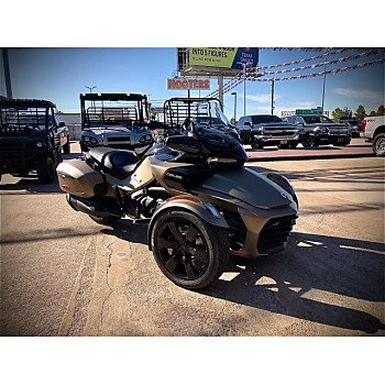 2021 Can-Am Spyder F3 for sale 201064900