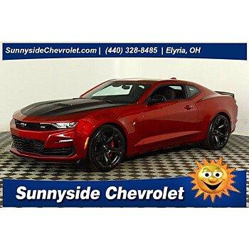 2021 Chevrolet Camaro for sale 101407569