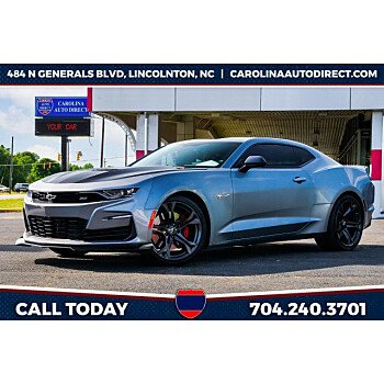 2021 Chevrolet Camaro for sale 101558843