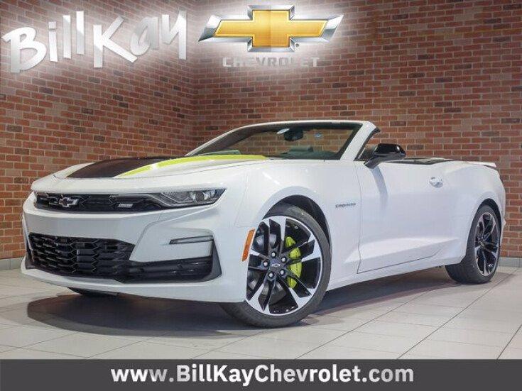 2021 Chevrolet Camaro SS for sale 101578319