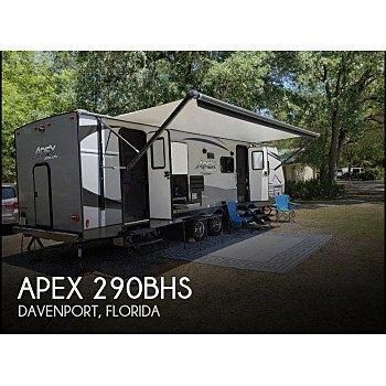 2021 Coachmen Apex for sale 300322469