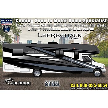 2021 Coachmen Leprechaun 319MB for sale 300232847