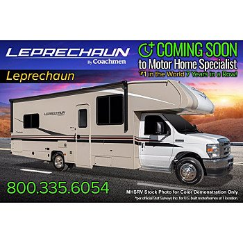2021 Coachmen Leprechaun for sale 300241825