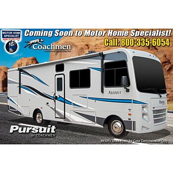 2021 Coachmen Pursuit for sale 300239861