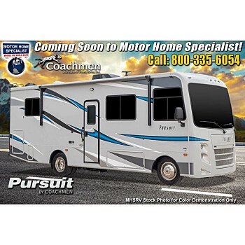 2021 Coachmen Pursuit for sale 300264462
