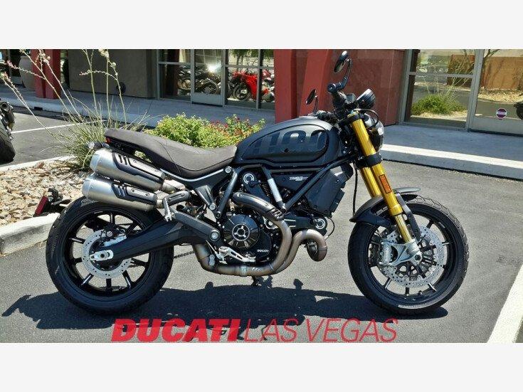 2021 Ducati Scrambler 1100 Pro for sale 201107060