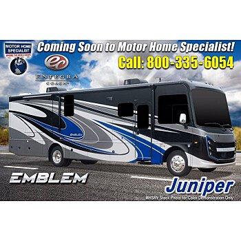 2021 Entegra Emblem for sale 300267323