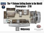 2021 Entegra Odyssey for sale 300267544