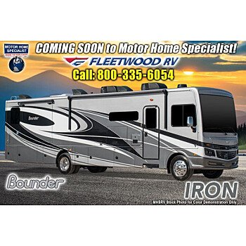 2021 Fleetwood Bounder for sale 300240309