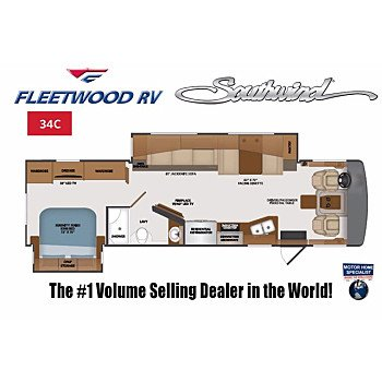 2021 Fleetwood Southwind for sale 300240304