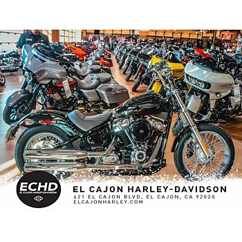 2021 Harley-Davidson Softail for sale 201025238