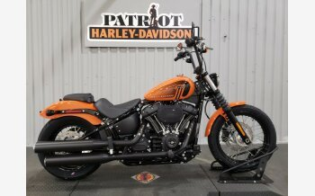 2021 Harley-Davidson Softail Street Bob 114 for sale 201030021