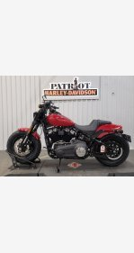 2021 Harley-Davidson Softail Fat Bob 114 for sale 201045387