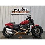 2021 Harley-Davidson Softail Fat Bob 114 for sale 201045387