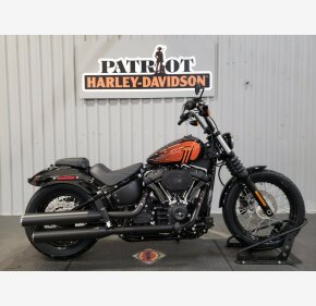 2021 Harley-Davidson Softail Street Bob 114 for sale 201046143