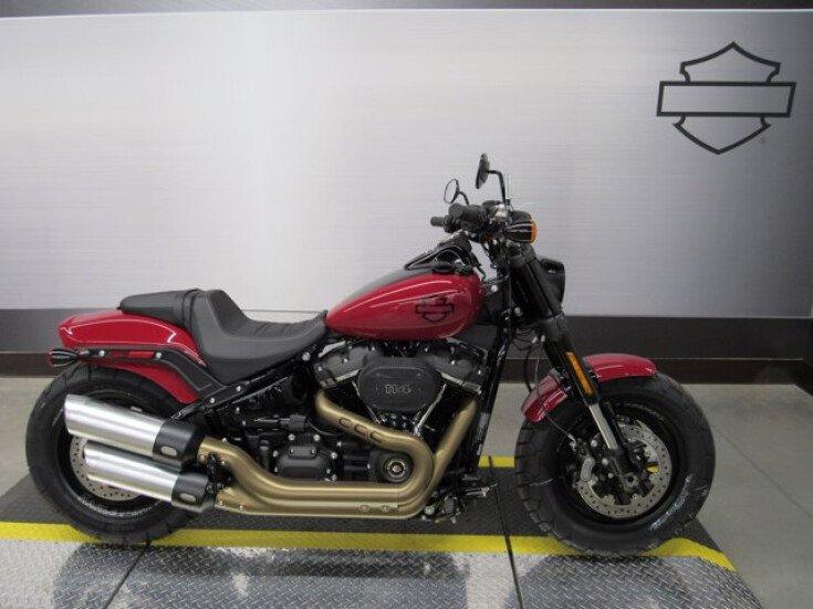 2021 Harley-Davidson Softail Fat Bob 114 for sale 201049803
