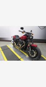 2021 Harley-Davidson Softail Fat Bob 114 for sale 201062486