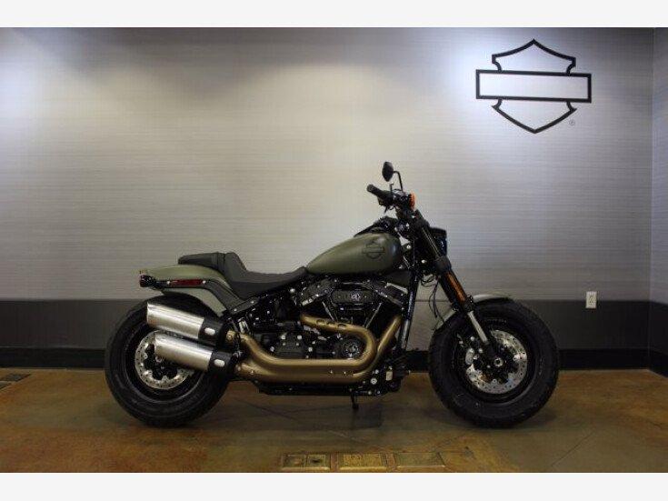 2021 Harley-Davidson Softail Fat Bob 114 for sale 201064223