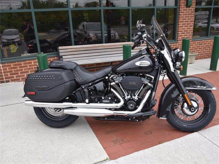2021 Harley-Davidson Softail for sale 201091534