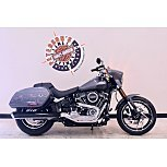 2021 Harley-Davidson Softail Sport Glide for sale 201115250