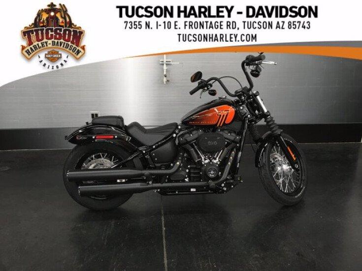 2021 Harley-Davidson Softail Street Bob 114 for sale 201116619