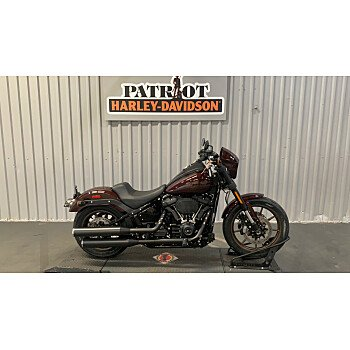 2021 Harley-Davidson Softail Low Rider S for sale 201166615