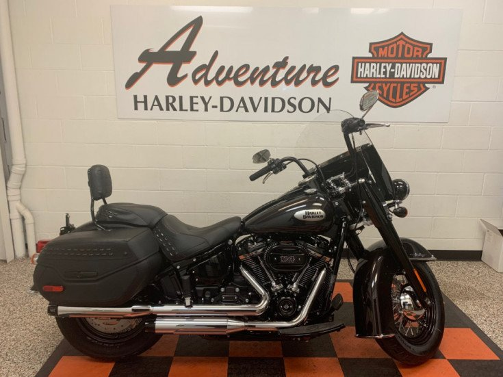 2021 Harley-Davidson Softail Heritage Classic 114 for sale 201173522