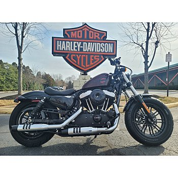 2021 Harley-Davidson Sportster Forty-Eight for sale 201082082